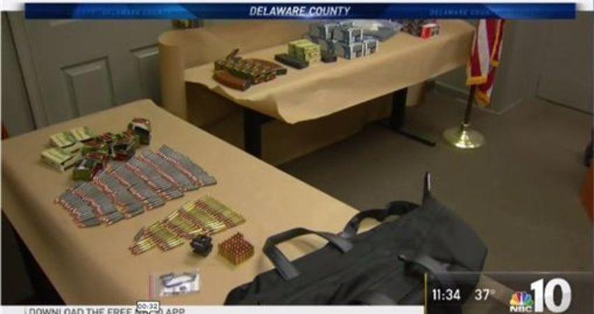 FBI介入調查!孫安佐火力強 警:一般人不會這樣囤彈藥