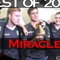 Miracle- Dota Best of 2015