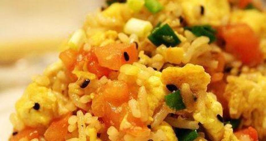 快手8種炒飯,簡單好味道,加入自己喜歡的配菜,還可以增加營養~