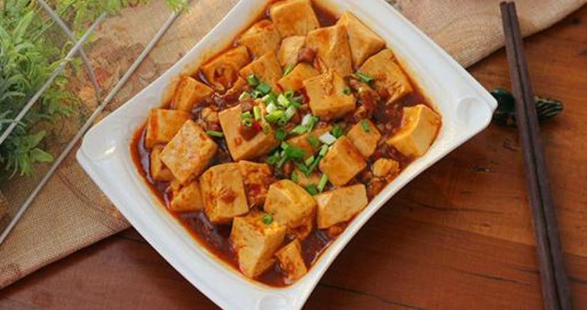 「魚香嫩豆腐」好吃!簡單!高蛋白!家常菜必備之技術!寶媽快學