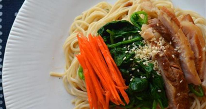 天熱不想做飯,10道不同口味涼麵,來一碗清爽涼麵也能讓胃口大開