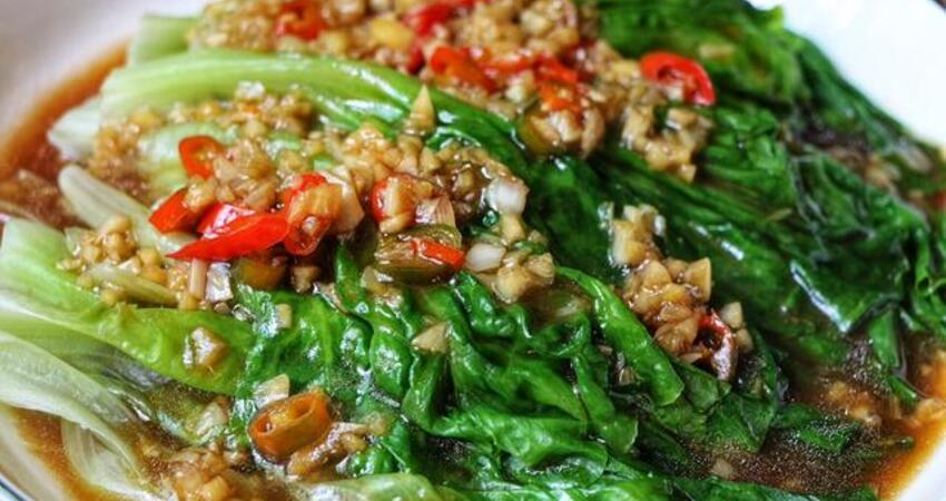 教你蚝油生菜最好吃的13種做法,吃過一次,再也忘不了這個味道!