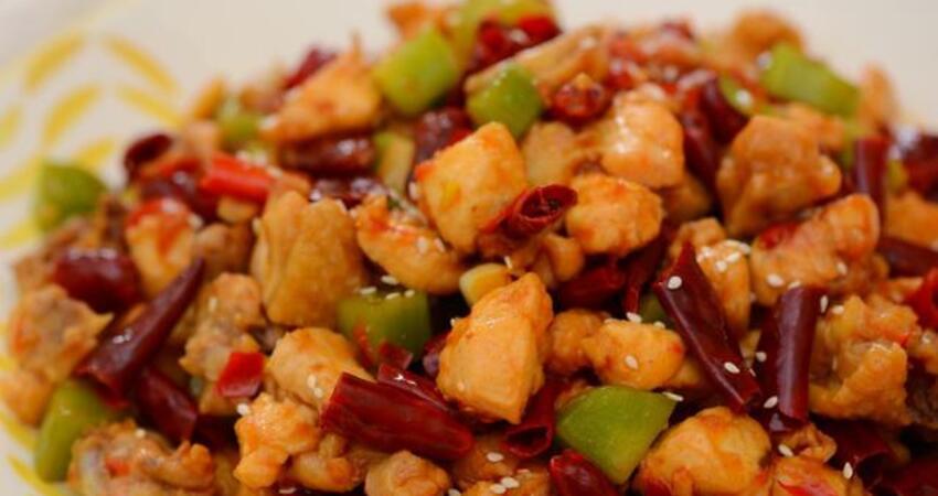 辣子雞家常做法,麻辣鮮香,越吃越爽,學會自己在家也能做