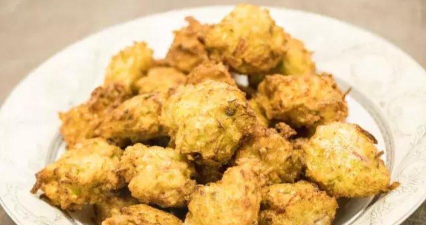 9種素炸丸子的做法,燒湯、燴菜、吃火鍋都能放一些,方便又好吃